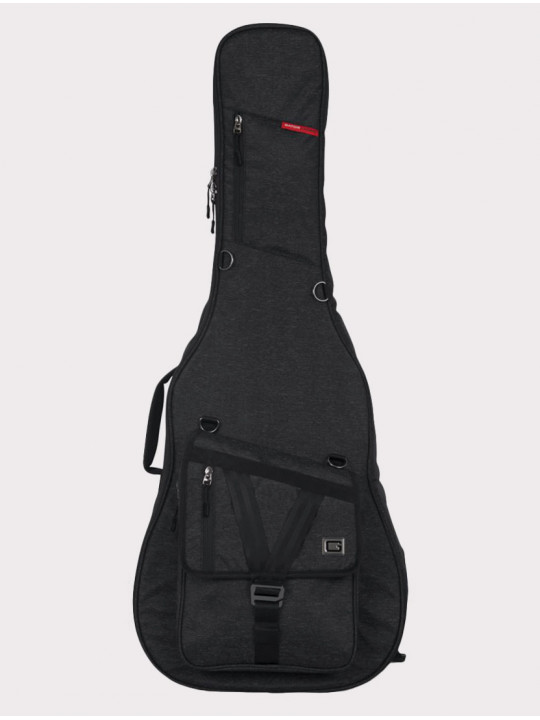 Кейс для акустической гитары Gator GT-ACOUSTIC-BLK