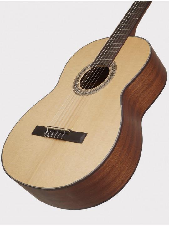 Классическая гитара Cort AC200-OP Classic Series размер 4/4, верхняя дека - массив ели