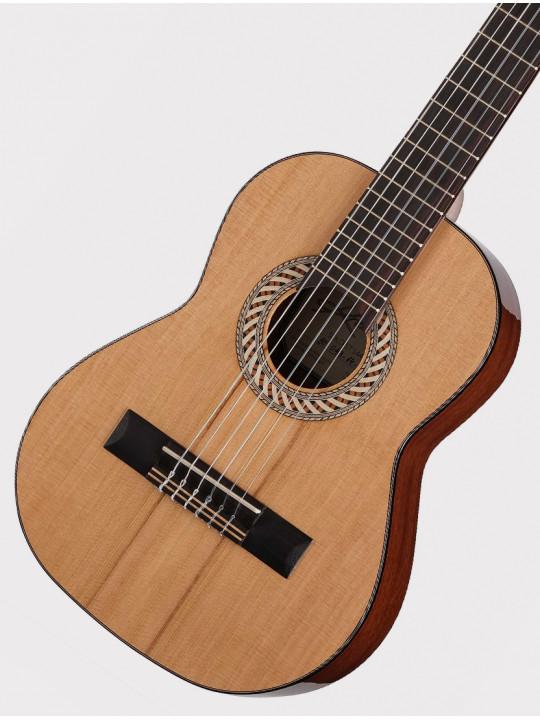 Классическая гитара Kremona S44C Sofia Soloist Series, размер 1/4