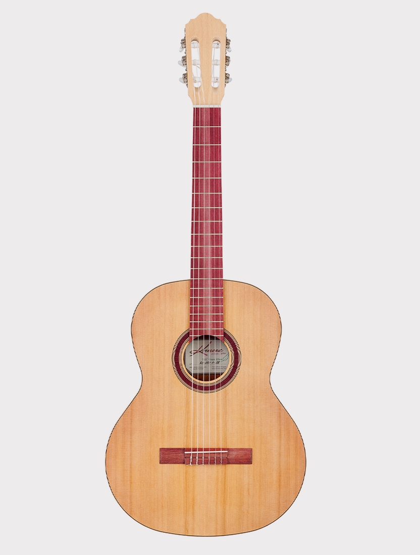Классическая гитара Kremona S65C-GG Sofia Soloist Series Green Globe, кедр, размер 4/4