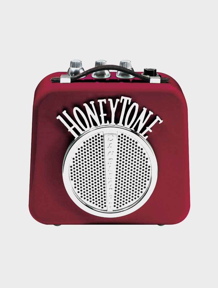 Комбик для электрогитары Danelectro Honeytone N10 Burgundy