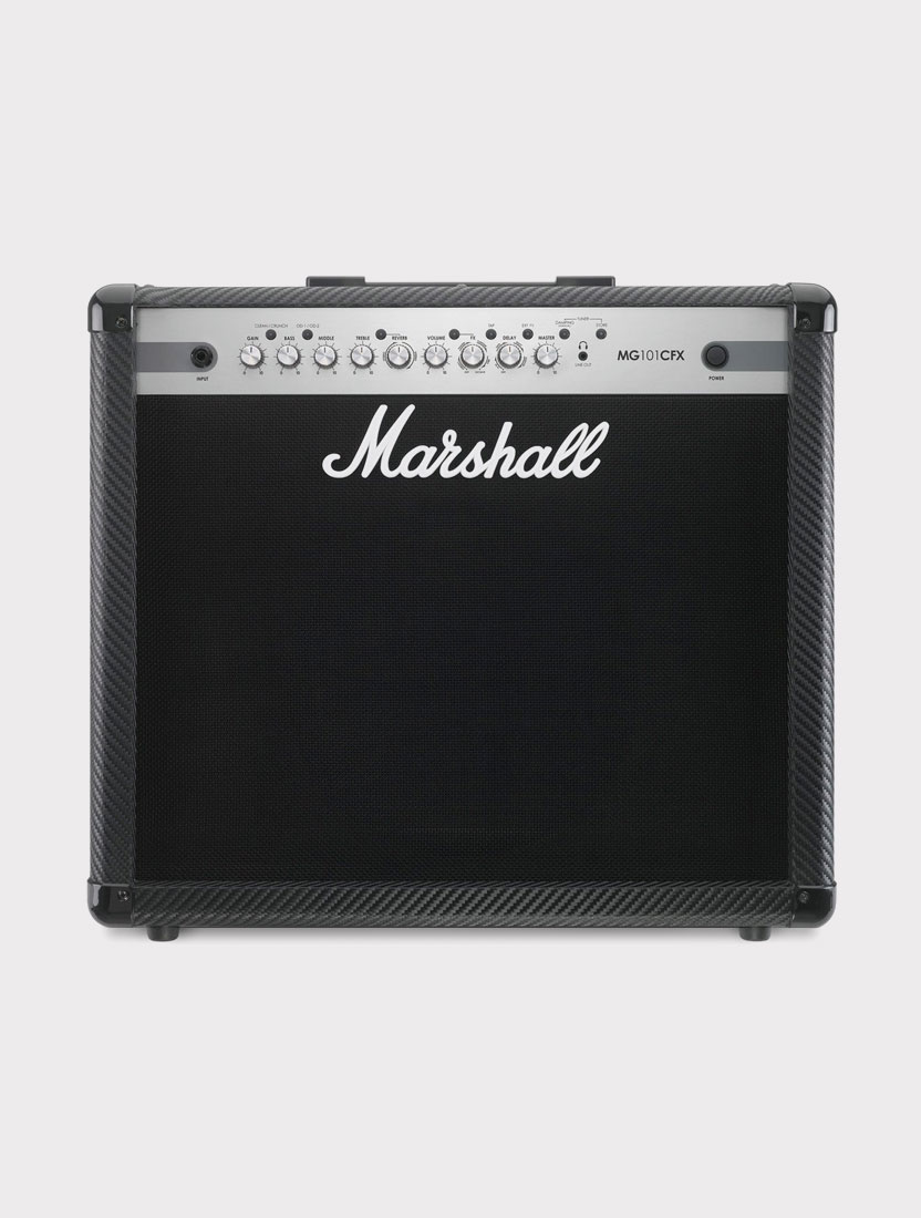 Комбо для электрогитары Marshall MG101CFX
