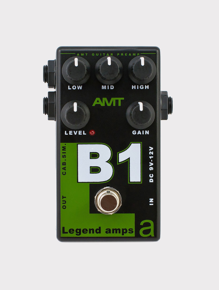 Гитарный предусилитель AMT Electronics B1 Legend Amps