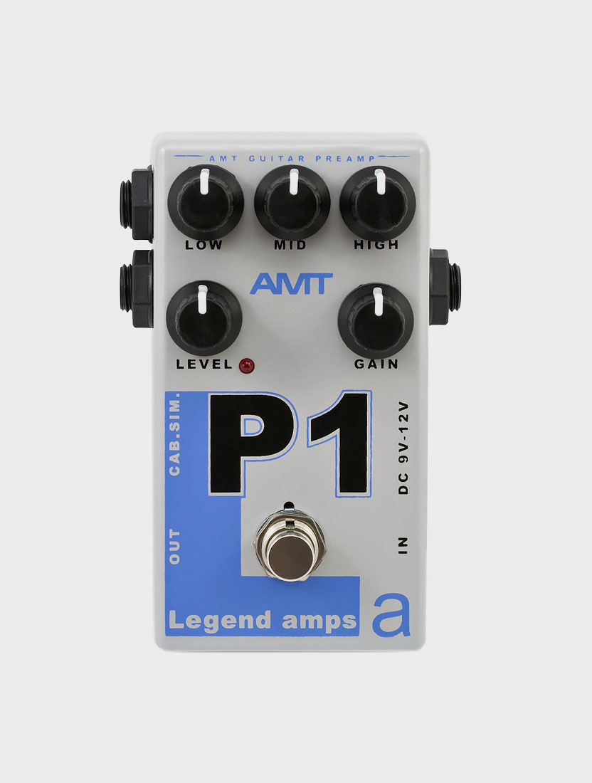 Гитарный предусилитель AMT Electronics P1 Legend Amps