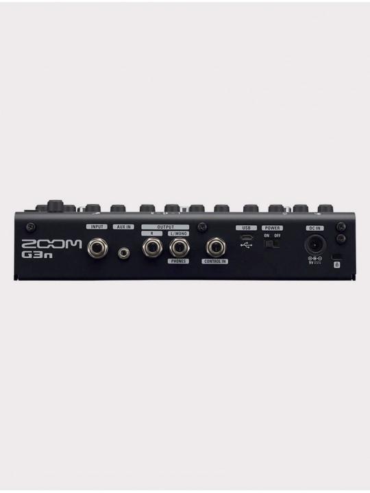 Гитарный процессор Zoom G3n