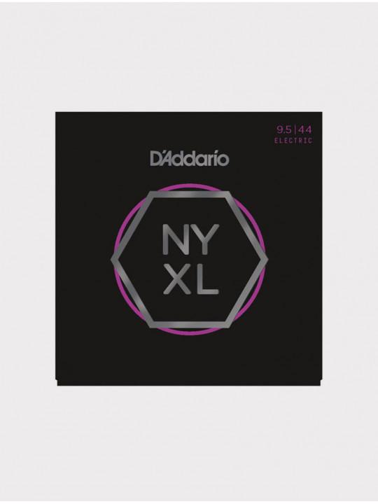 Струны для электрогитары D'Addario NYXL09544 толщина 9.5-44