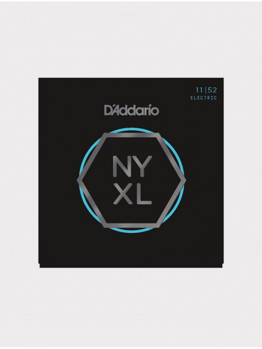 Струны для электрогитары D'Addario NYXL1152 толщина 11-52