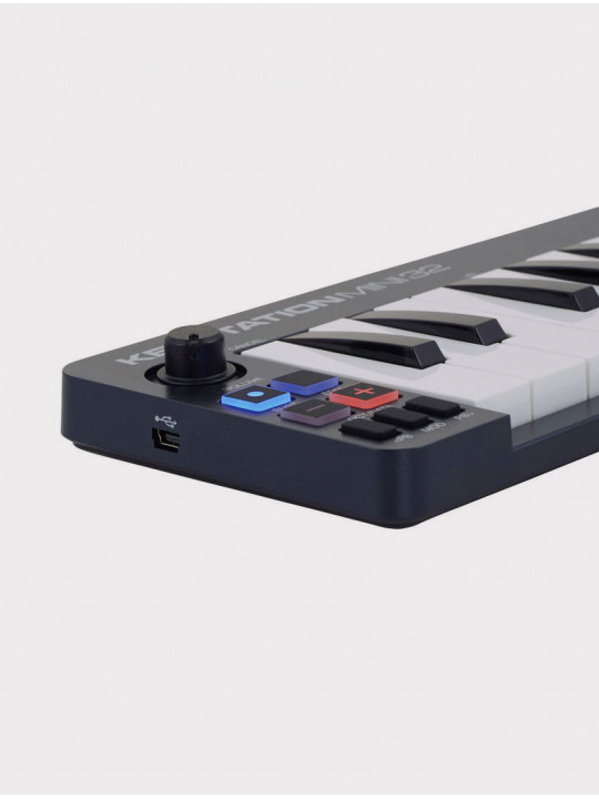 Midi-клавиатура M-Audio Keystation Mini 32 MK II