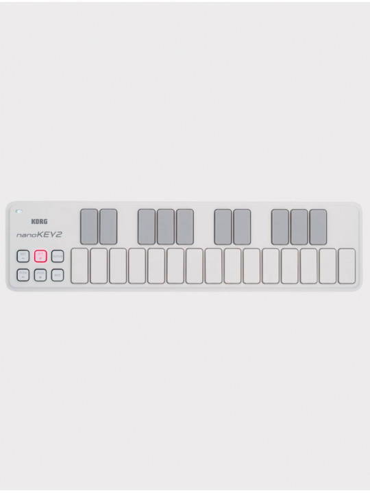 Midi-клавиатура Korg Nanokey2-WH
