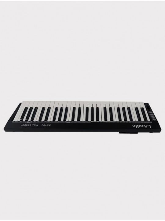 Midi-клавиатура LAudio KS49C, черная, 49 клавиш