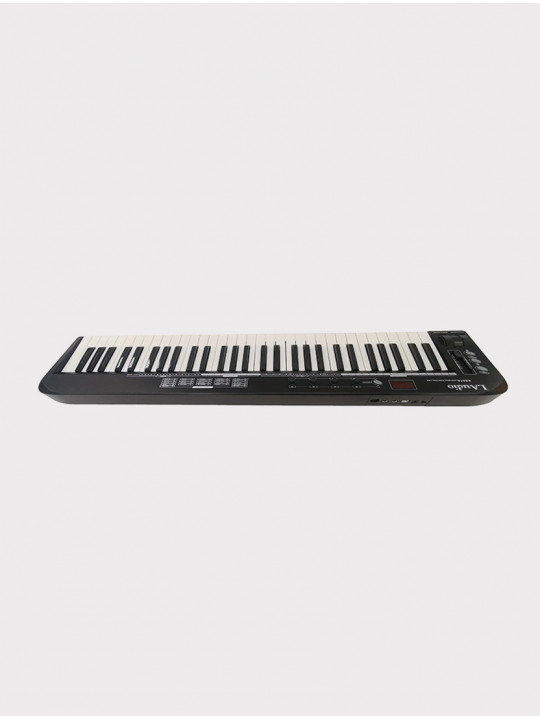 MIDI-контроллер LAudio KS-61A, черный, 61 клавиша