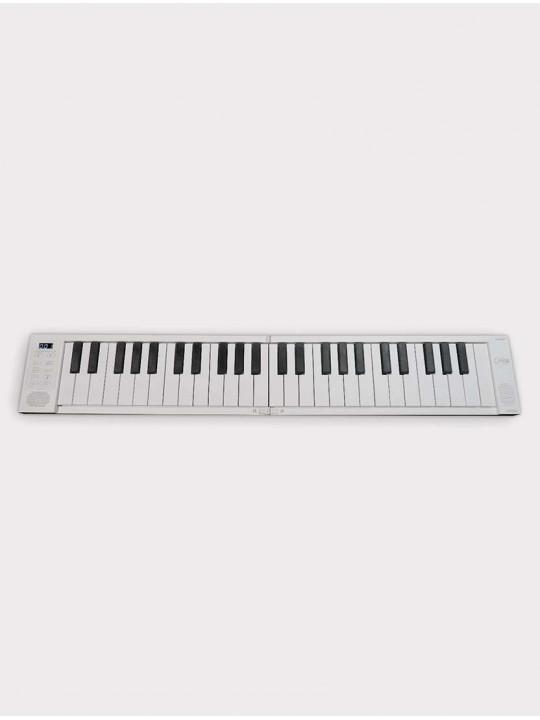 Цифровая фортепианная клавиатура Blackstar CARRY-ON 49, белая, 49 клавиш