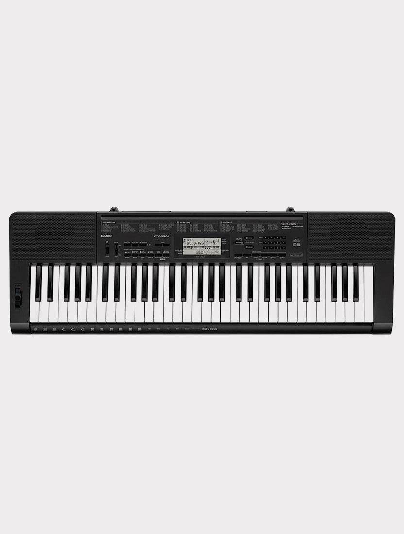 Архив - Синтезатор Casio CTK-3500