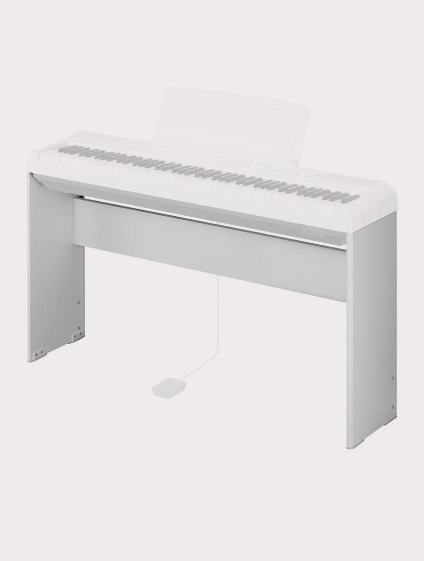 Стойка для цифрового пианино Yamaha L-85WH