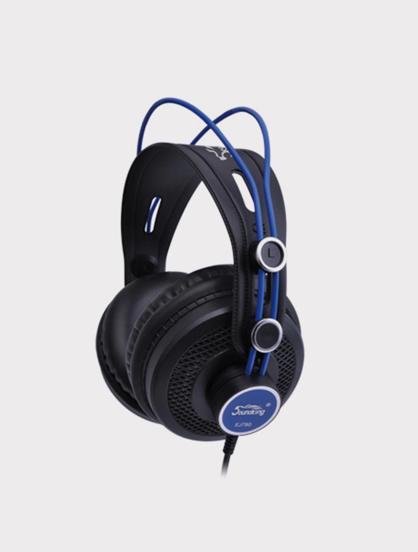 Наушники закрытые Soundking EJ780, черно-синие