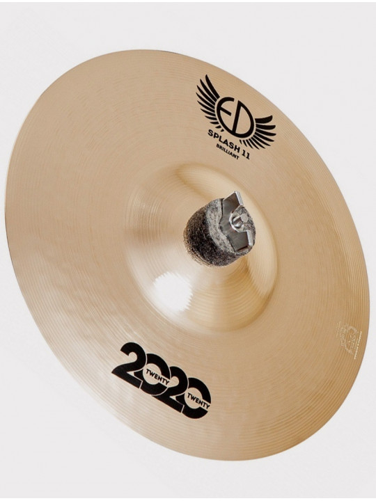 "Тарелка ED Cymbals 2020 (Twenty Twenty) Splash 11"" Brilliant ED2020SP11BR"