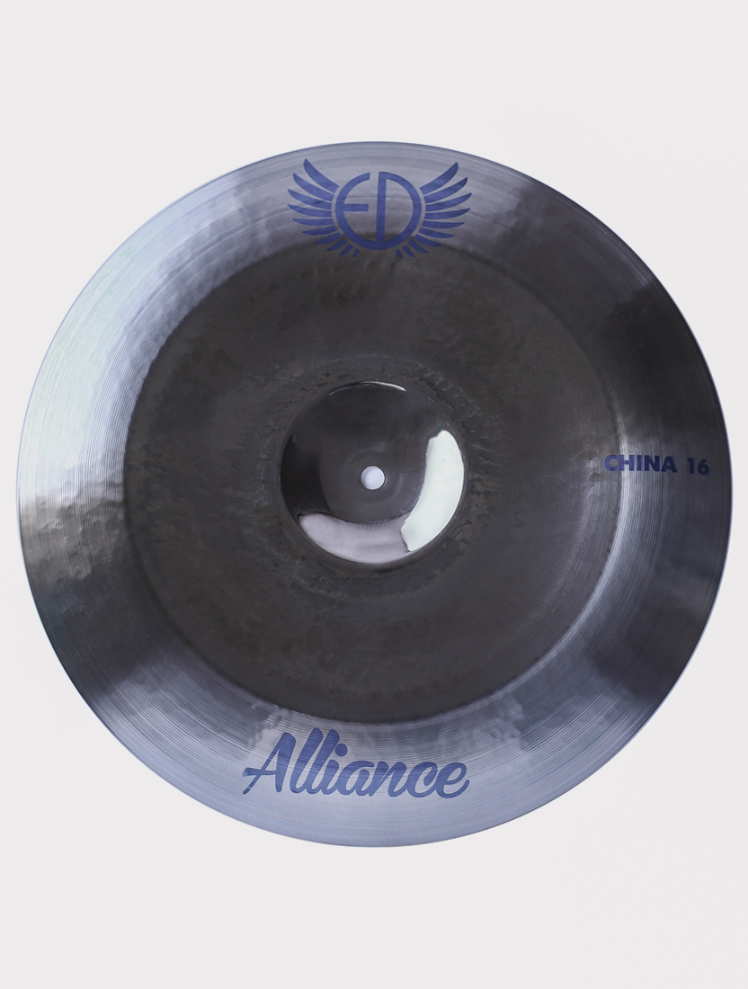 "Тарелка ED Cymbals Alliance China 16"" EDALCH16"