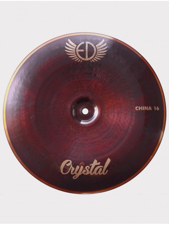 "Тарелка ED Cymbals Crystal China 16"" EDCRCH16"