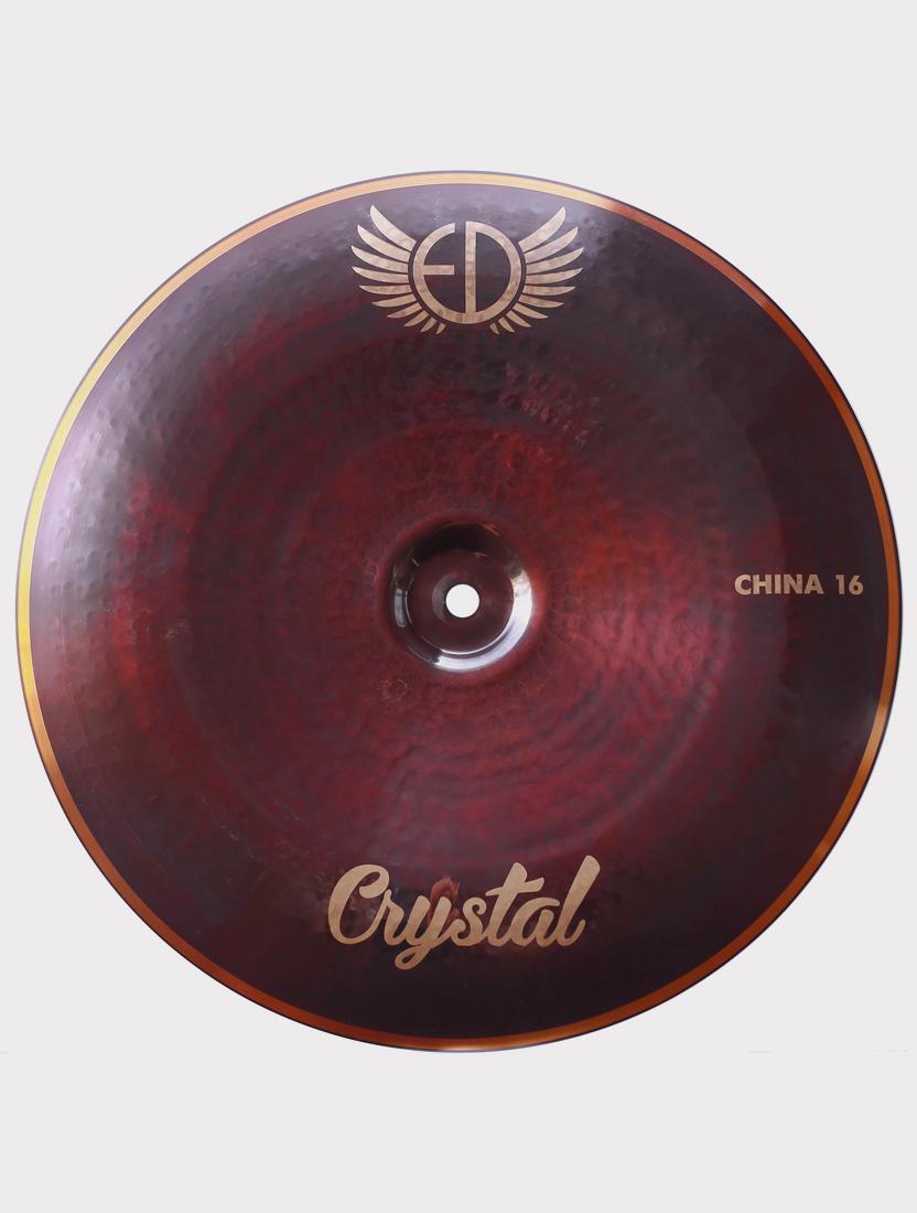 "Тарелка ED Cymbals Crystal China 16"" EDCRCH16"
