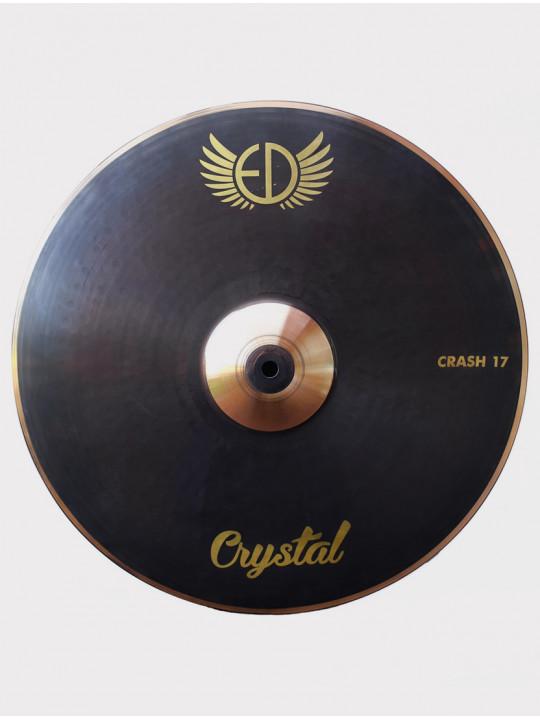"Тарелка ED Cymbals Crystal Crash 17"" EDCRCR17"
