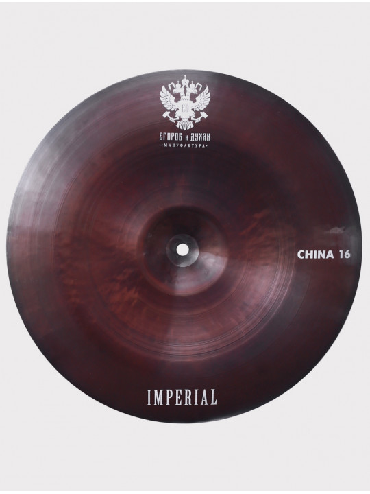 "Тарелка ED Cymbals Imperial China 16"" EDIMCH16"