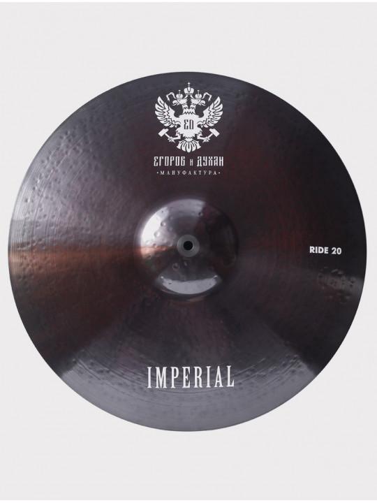 "Тарелка ED Cymbals Imperial Ride 20"" EDIMRI20"