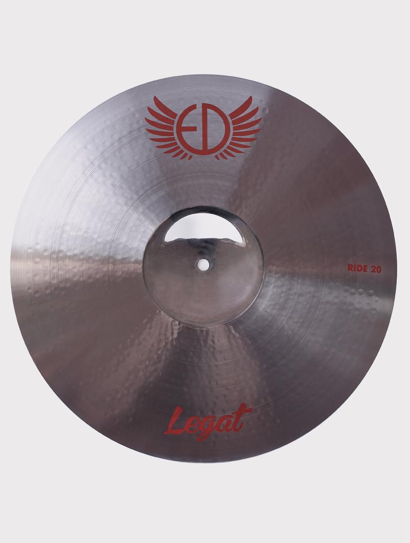 "Тарелка ED Cymbals Legat Ride 20"" EDLERI20"