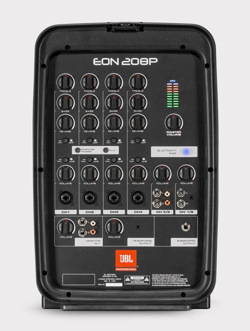 Активная акустическая система JBL EON208P