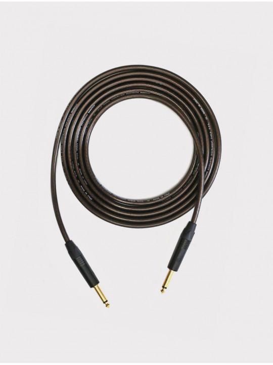 Инструментальный кабель Sone JIN4 Jack 6.3 - Jack 6.3 (4 метра)