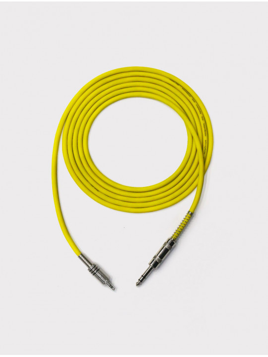 Аудио кабель Sone SJMIS7 Stereo Jack 6.3 - Stereo Jack 3.5 (7 метров)