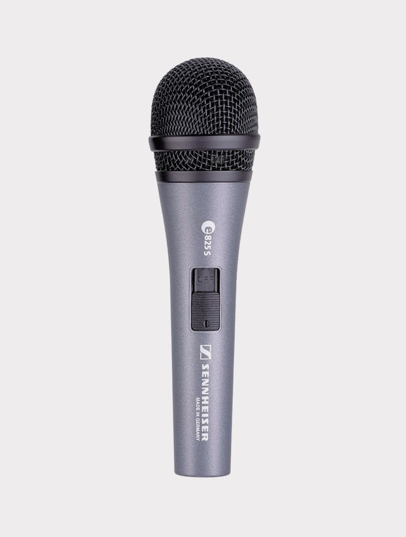 Микрофон динамический Sennheiser E825S