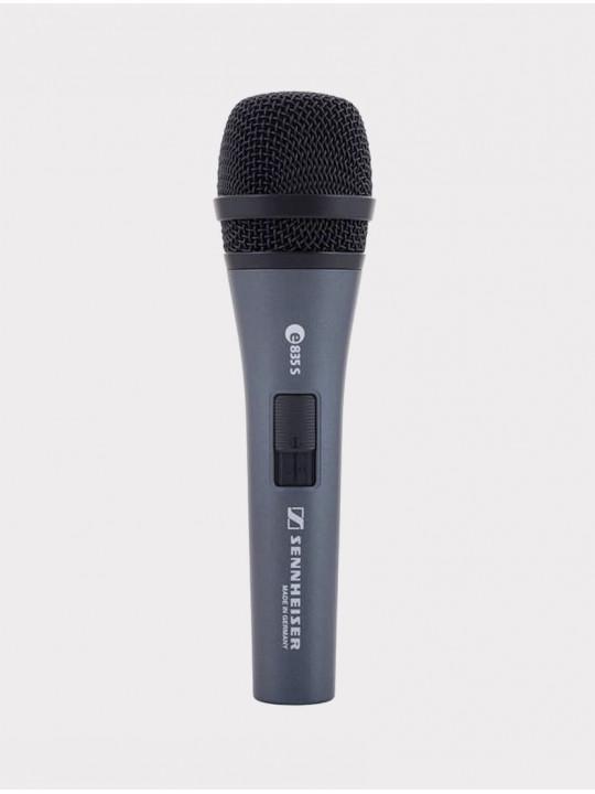 Микрофон динамический Sennheiser E835-S