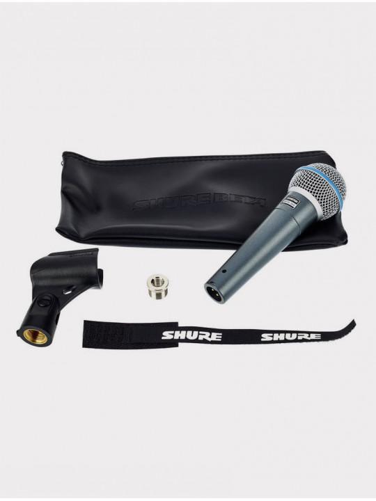Микрофон динамический Shure Beta 58A