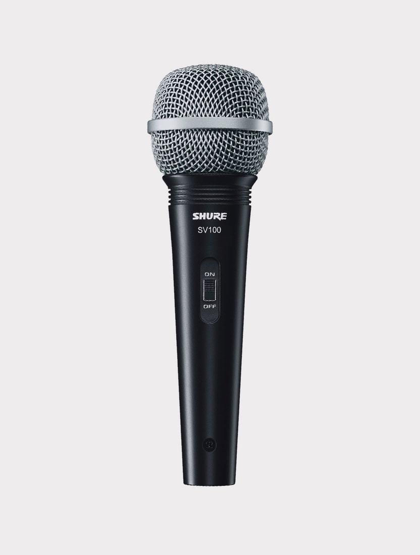 Микрофон динамический Shure SV100-A