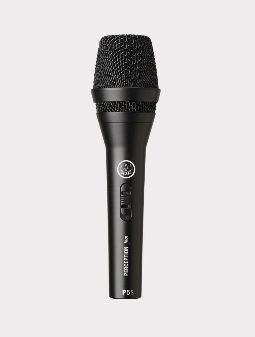 Микрофон динамический AKG P5S