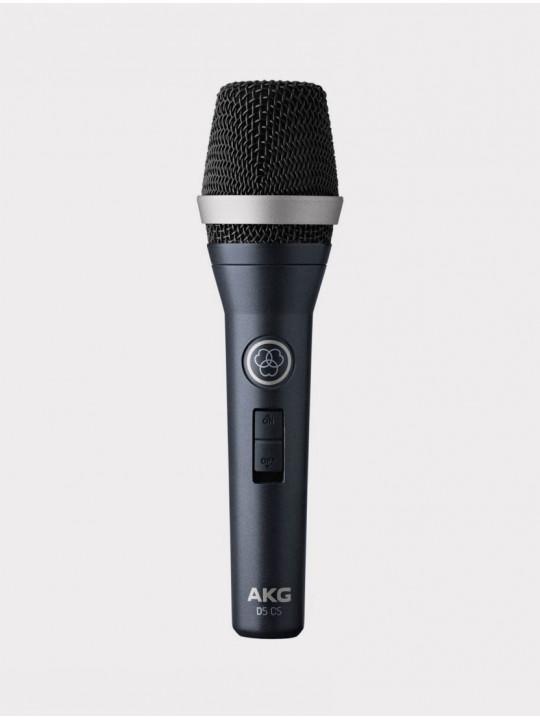 Микрофон динамический AKG D5CS