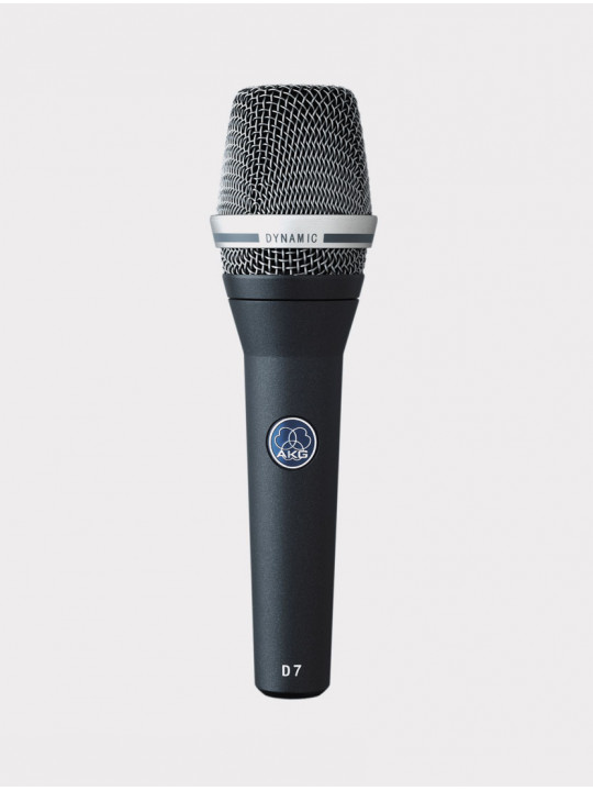 Микрофон динамический AKG D7