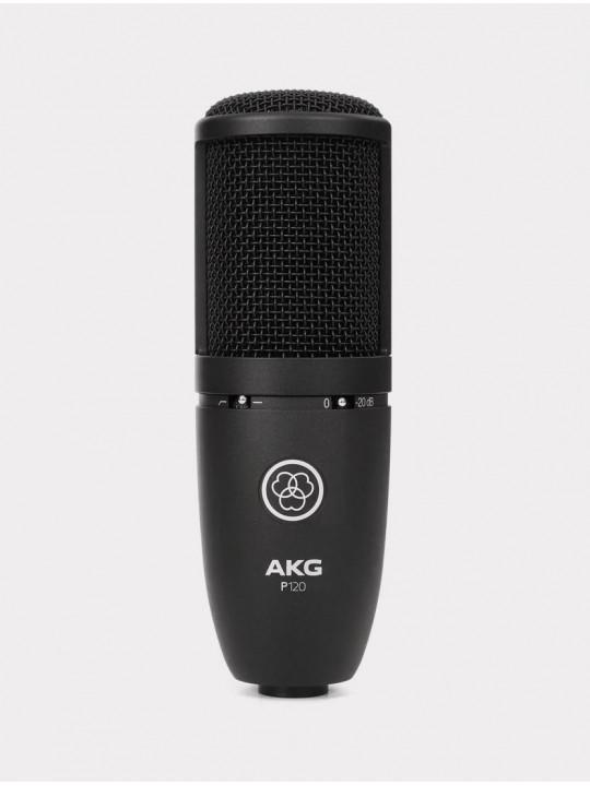 Микрофон конденсаторный AKG P120