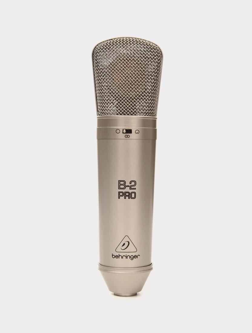 Микрофон конденсаторный Behringer B-2 PRO