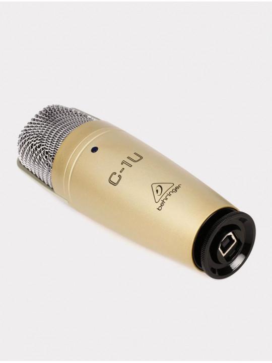 Микрофон конденсаторный Behringer C-1U