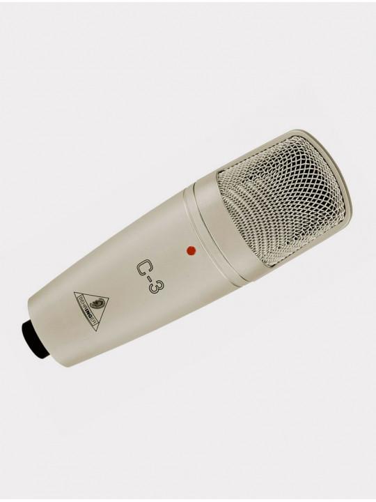 Микрофон конденсаторный Behringer C-3