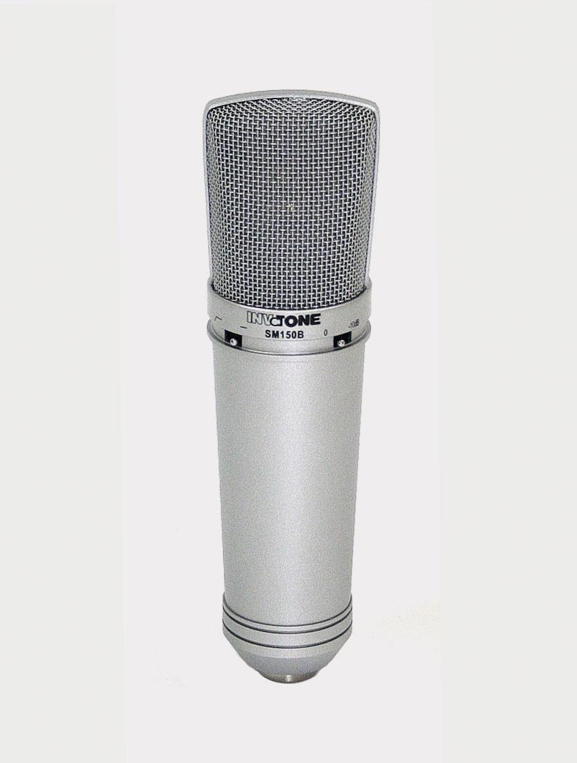Микрофон конденсаторный Invotone SM150B