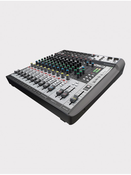 Микшерный пульт Soundcraft Signature 12MTK