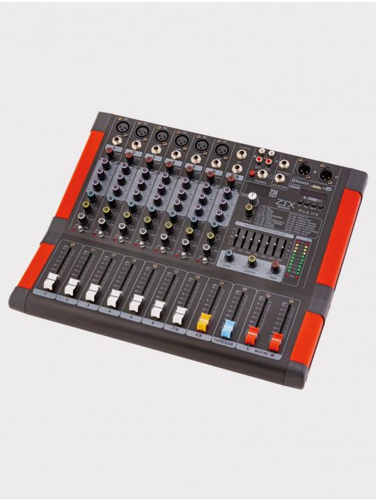 Микшерный пульт ZTX Audio Pro 6.1Fx
