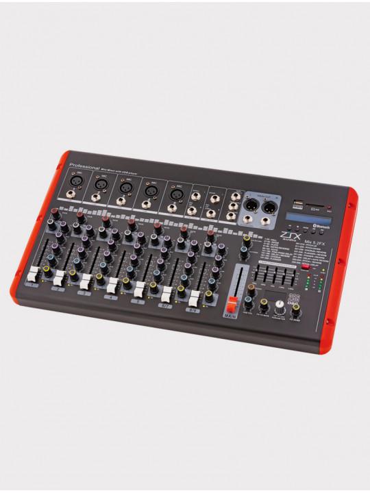 Микшерный пульт ZTX Audio Mix 5.2Fx