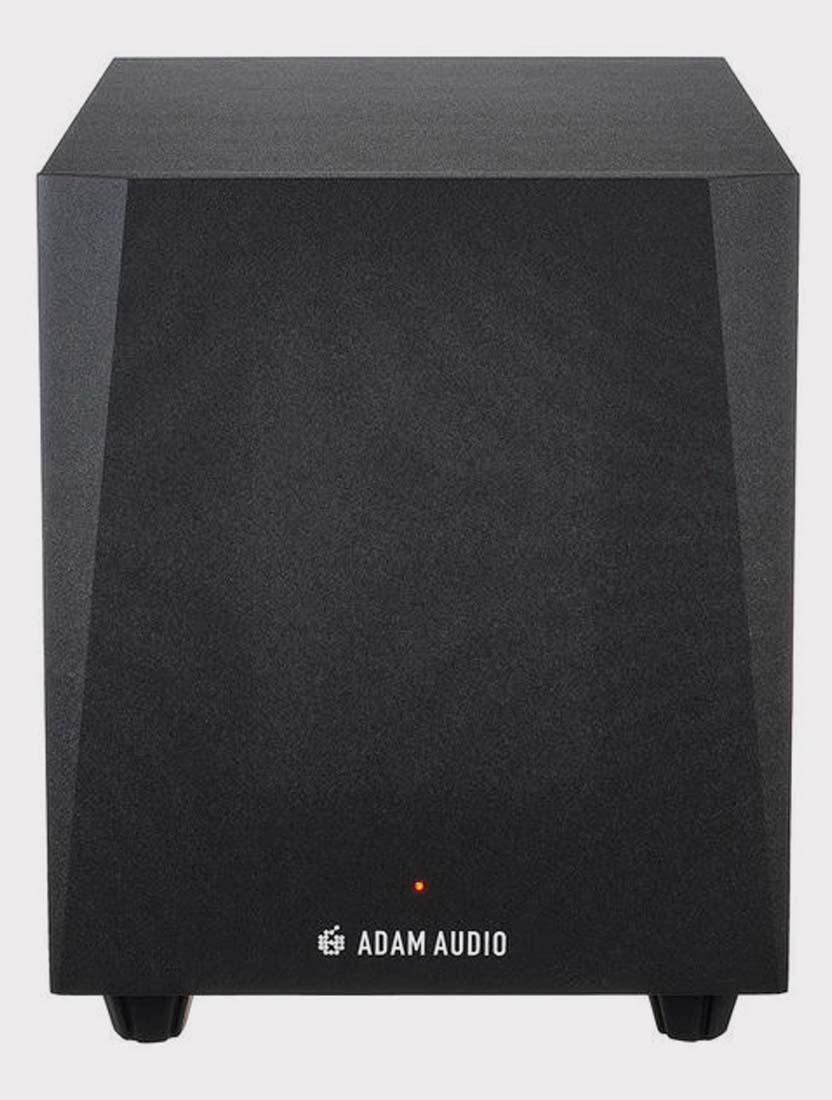 Активный сабвуфер ADAM T10S, 130 Вт, черный