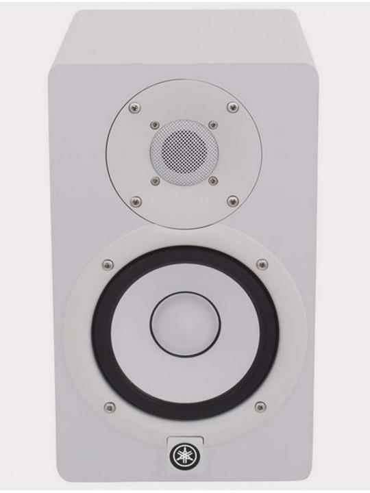 Студийный монитор Yamaha HS5W, 70 Вт белый