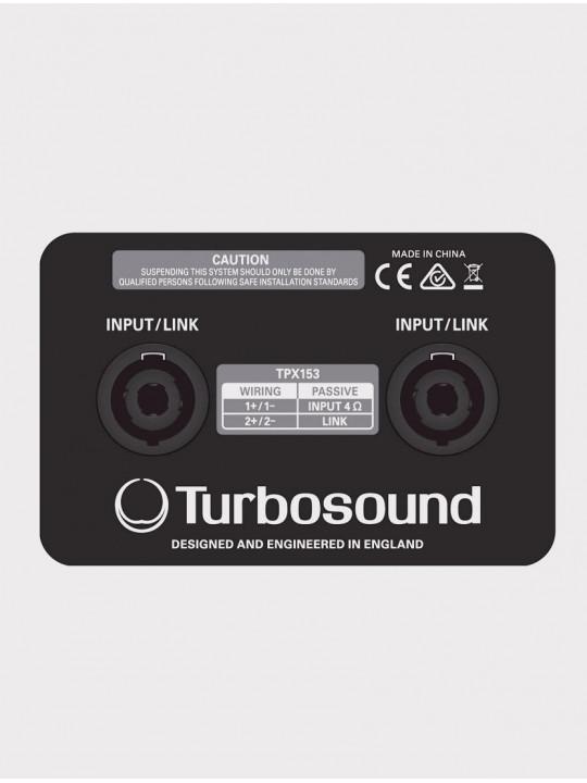 Пассивная акустическая система Turbosound TPX122M